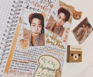 journal, kawaii, and kpop image
