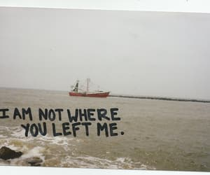quotes, love, and sea image