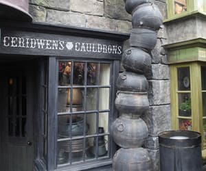 hogsmeade and ceridwen's cauldrons image
