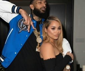 couple, lauren london, and cute image