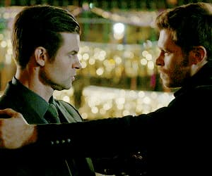 gif, The Originals, and daniel gillies image