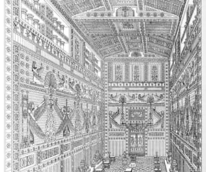 archaeology, interior design, and interiors image
