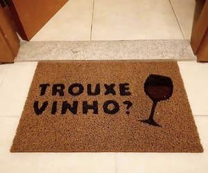 drink, vinho, and love image