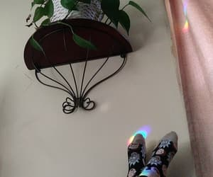 aesthetic, socks, and rick and morty image