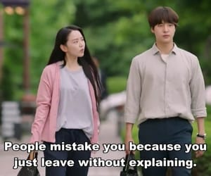 Korean Drama, quote, and thirty but seventeen image