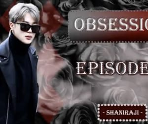 bts, obsession, and youtube image
