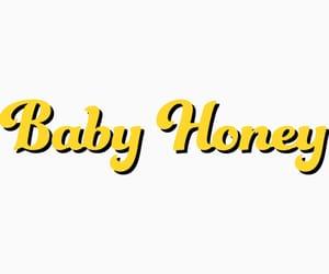 honey, styles, and yellow image