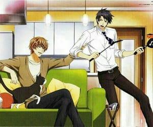 anime, yaoi, and manga boys love image