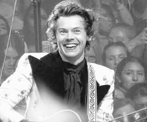 black and white, dimples, and gucci image