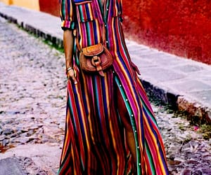 boho, hippie, and fashion image