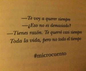 frases, microcuento, and book image