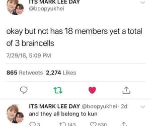 kpop, memes, and nct image