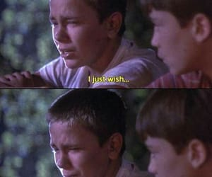stand by me, quotes, and river phoenix image