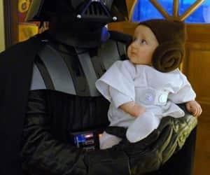 darth vader, lovely, and star wars image