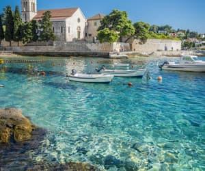 blue, beautiful sea, and 2018 image
