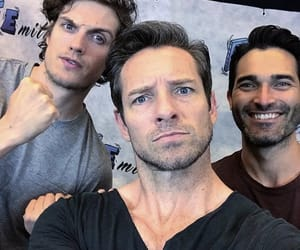 teen wolf, ian bohen, and derek hale image