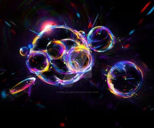bubble, edit, and editing image