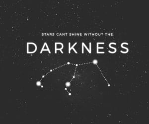 background, Darkness, and quotes image