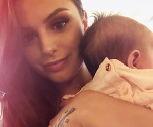 baby, beauty, and cher lloyd image