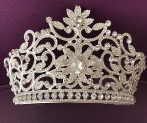 bridal accessories, etsy, and bridal tiara image