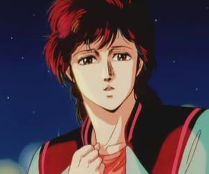 anime and city hunter image