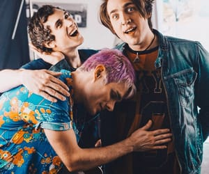 band, awsten, and parx image