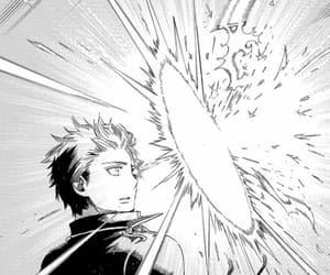 manga, ao no exorcist, and yukio image