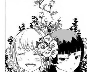 manga, izumo, and shiemi moriyama image