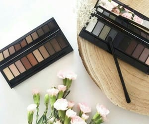 make-up, yvesrocher, and palette image