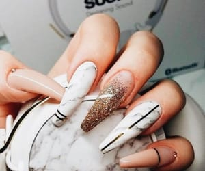 fashion inspiration, nails art, and manicure image