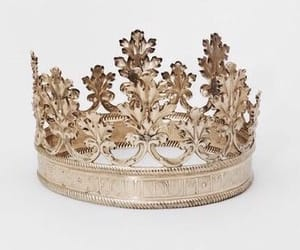 crown, gold, and Queen image