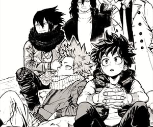 eraser head, mha, and suneater image