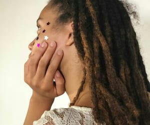 dread, glitter, and blackpower image