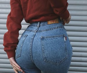 ass, beauty, and look image