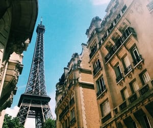 baby, france, and summer image