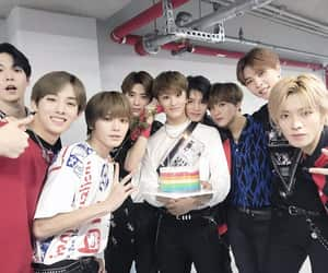 mark, nct, and johnny image