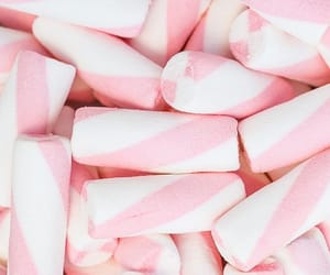 pink, candy, and food image