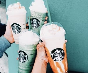starbucks, food, and drink image