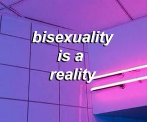 aesthetic, bisexual, and bi+ image