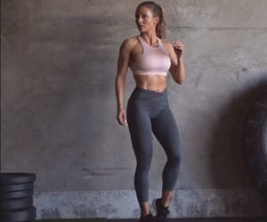fitness, gym, and fittgirl image