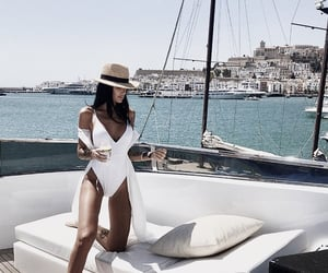fashion, summer, and places image