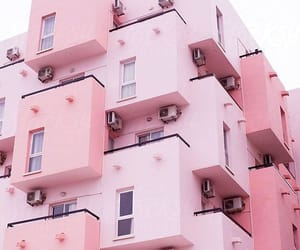 aesthetic, pink, and pink aesthetic image