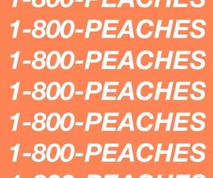 alternative, peachy, and peaches image