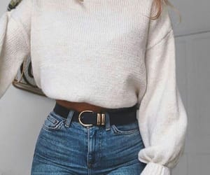 casual, stylé, and fashion image