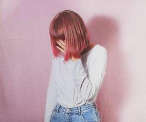 color hair, haircut, and hair image