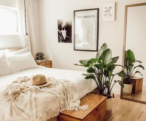 bed, inspiration, and design inspiration image