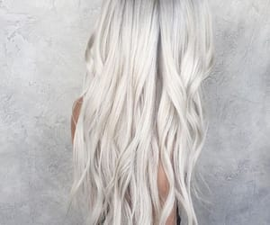 platinum hair, silver hair, and blonde platinum image