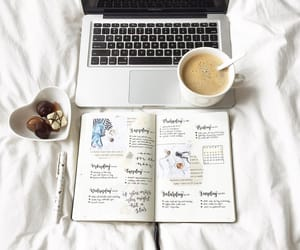 coffee, college, and food image