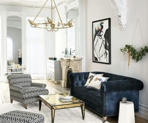 beautiful, living room, and interior image