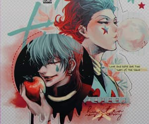 anime, hunter x hunter, and manga image